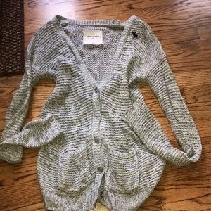 Large Abercrombie sweater